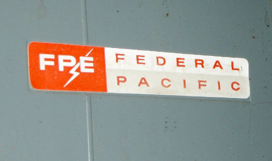 Federal-Pacific-panel