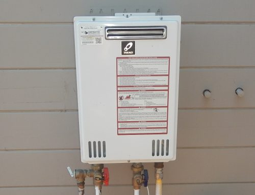 Flushing Your Tankless Water Heater